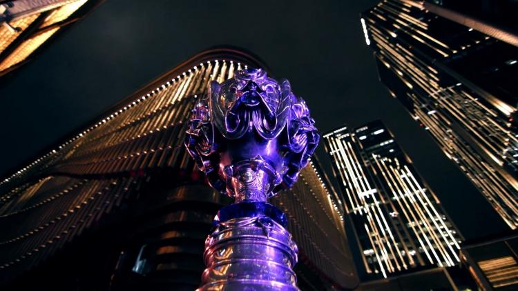 Завершился финал Чемпионата мира по League of Legends: кубок возвращается в Южную Корею