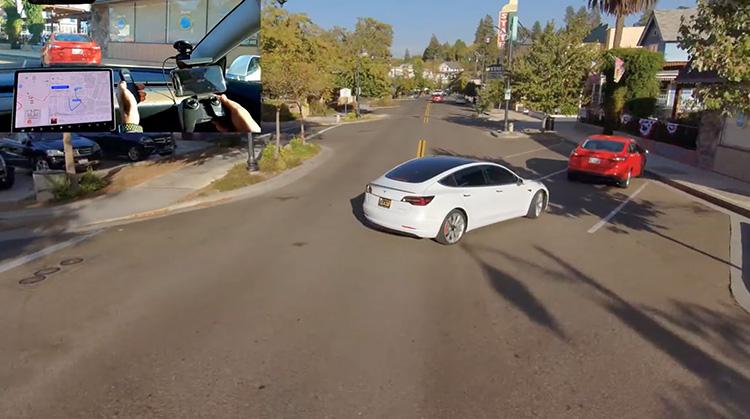 """Видеосравнение: дрон Skydio 2 понимает окружение лучше, чем автопилот Tesla"""""""