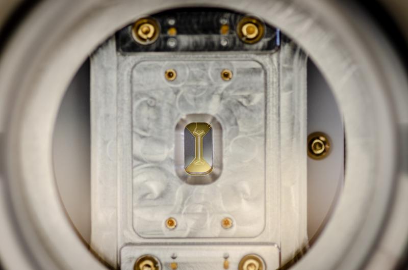 IonQ открыла первый квантовый дата-центр