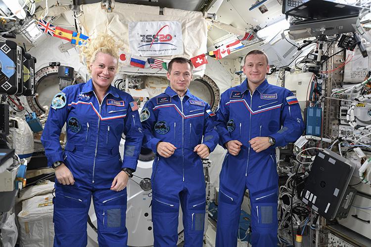 Экипаж МКС-64 (Роскосмос)