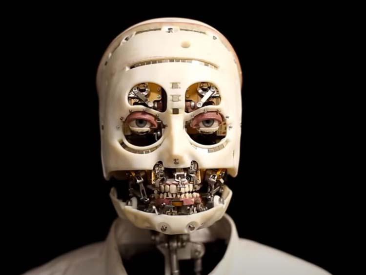 Disney разработала робота, который способен воспроизводить человеческий взгляд