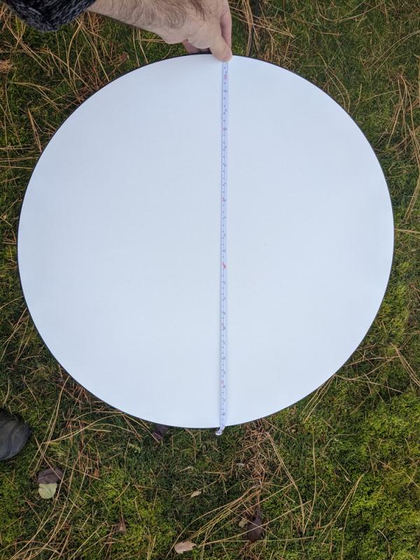 Первые впечатления от спутникового интернета Starlink: работает хорошо, установить оборудование легко