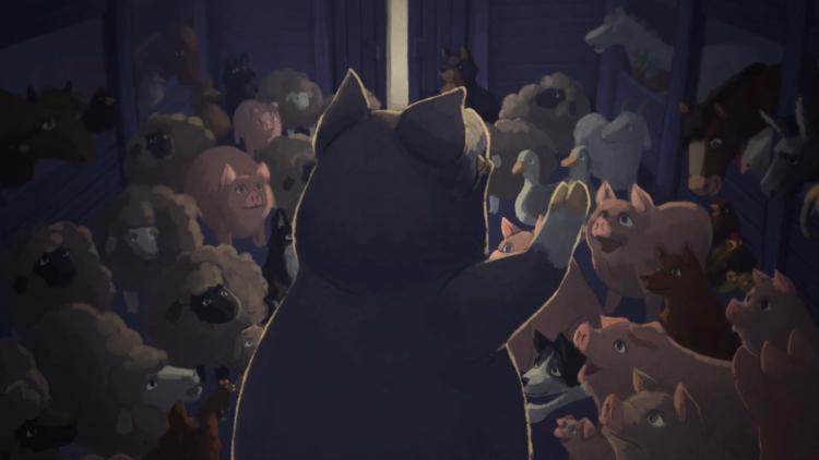 Адаптация «Скотного двора» от авторов Reigns выйдет 10 декабря на ПК и мобильных устройствах