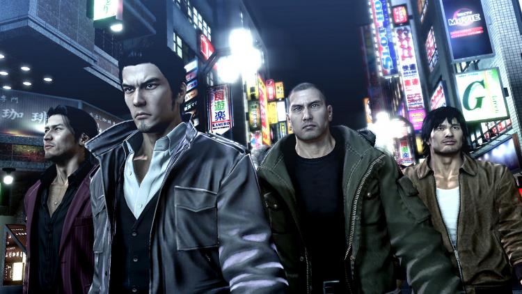 Англоязычная версия Yakuza 5 вышла на три года позже японской
