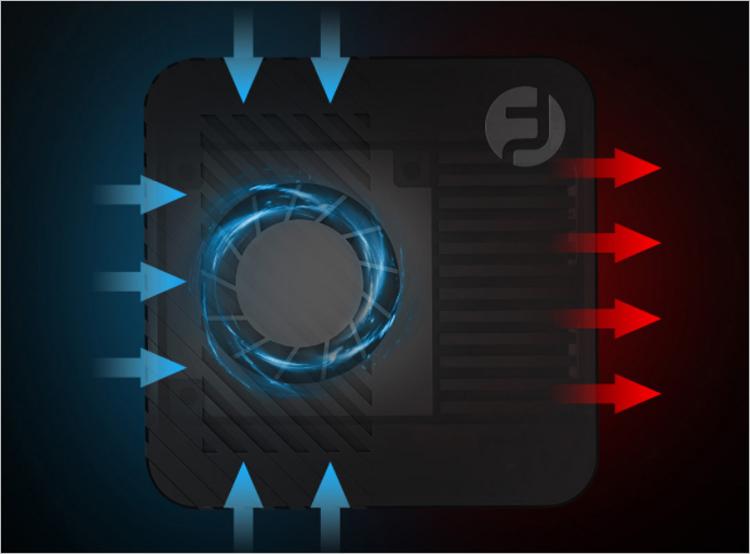 """Xiaomi представила «кубик Рубика» за $150, который оснащён процессором Intel и твердотельным накопителем на 256 Гбайт"""""""