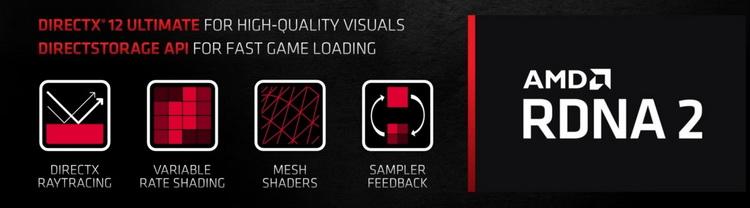 """Видеокарты Radeon RX 6000 будут поддерживать трассировку лучей в любых играх, если она построена не на технологиях NVIDIA"""""""