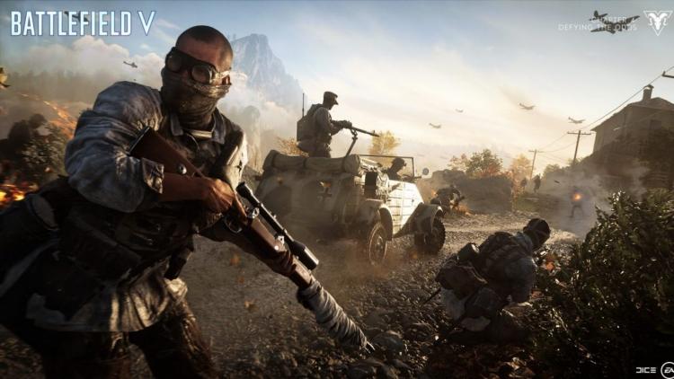 """Игроки заметили сообщение в Origin, что срок доступа к Battlefield V истечёт 1 января 2021 года"""""""