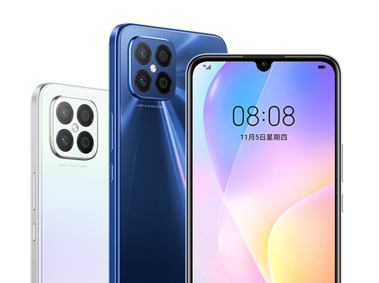 """Huawei представила Nova 8 SE — смартфон, похожий на iPhone 12 по цене $400"""""""
