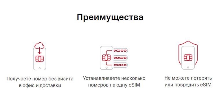 """У МТС появились виртуальные eSIM-карты и подключить их можно дистанционно"""""""