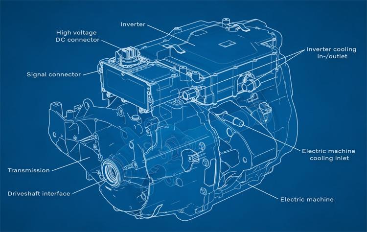 """Volvo будет оснащать электромобили передовыми двигателями собственной разработки"""""""