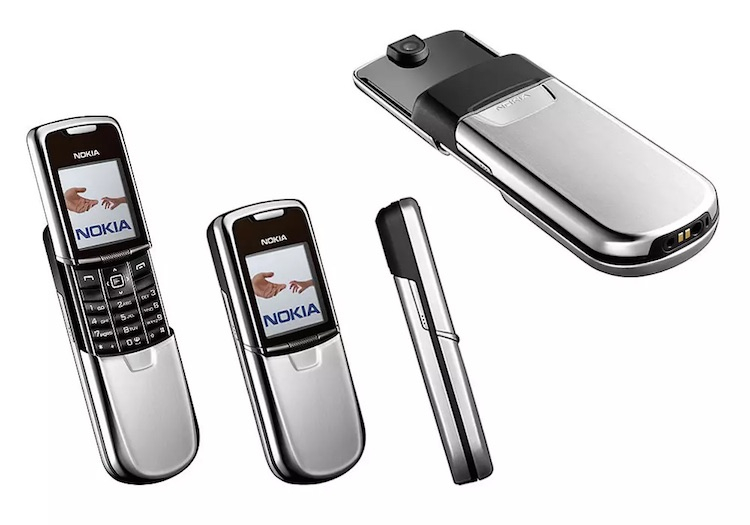 Nokia 8800, 2005 год