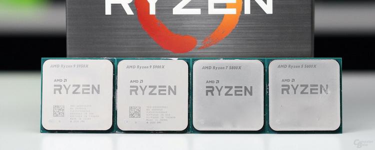 """Процессоры Ryzen 5000 раскупили за считанные минуты. Вскоре они появились на eBay по завышенным ценам"""""""