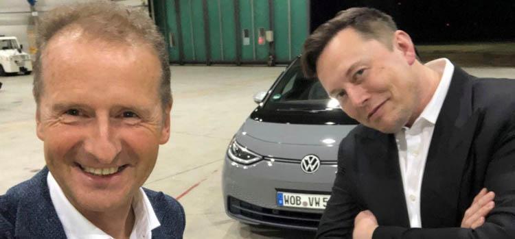 Илон Маск будет лично участвовать в найме сотрудников на завод Tesla в Берлине