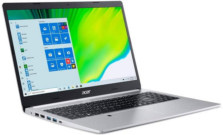 """В итальянском Amazon появился ноутбук Acer Aspire 5 на базе неанонсированного процессора Ryzen 7 5700U"""""""