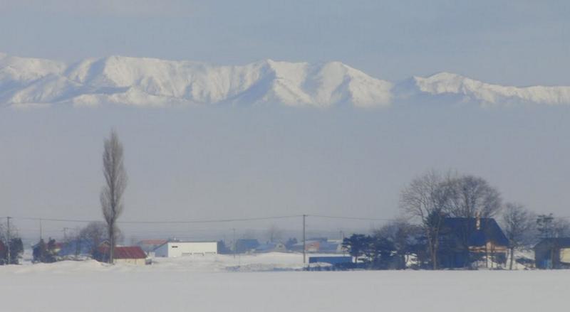 Бибай, остров Хоккайдо, Япония. Место размещения первого экспериментального «снежного» ЦОД