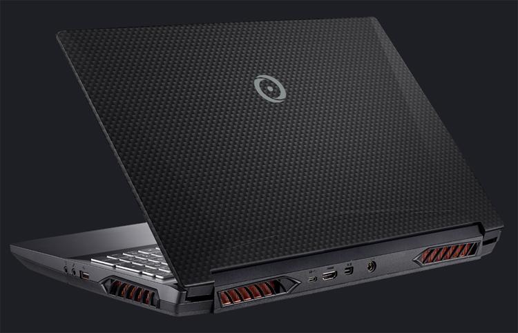 """Ноутбук Origin PC NS-15 получил 16-ядерный процессор AMD Ryzen 9 5950X и до 64 Гбайт ОЗУ"""""""