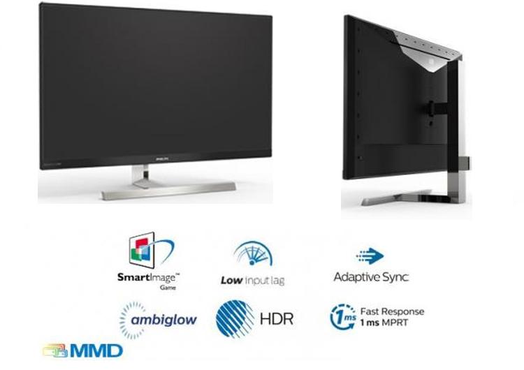"""Монитор Philips Momentum 328M1R для Playstation 5 и Xbox Series X выйдет по цене €599"""""""