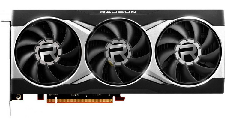 Эталонный вариант Radeon RX 6800 XT