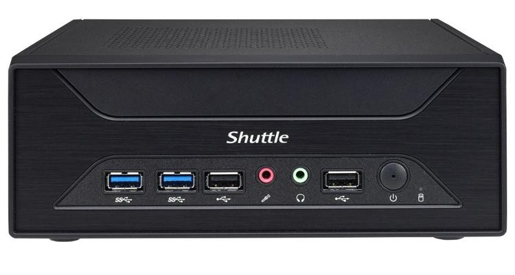 "Неттоп Shuttle XPC Slim XH410G заключён в трёхлитровый корпус"""