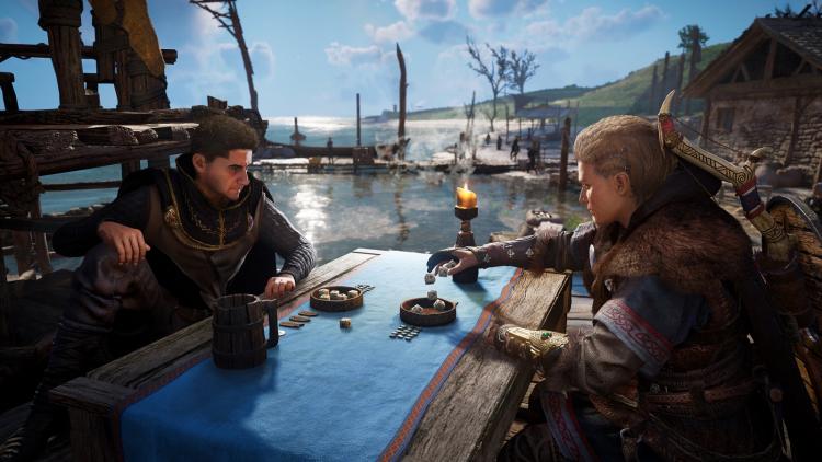 """Смелая, но затянутая: в Сети появились первые оценки Assassin's Creed Valhalla"""""""