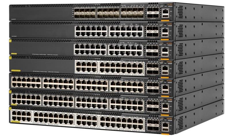 Коммутаторы Aruba Networks 6300