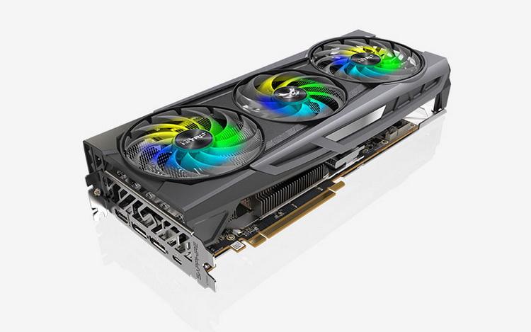 Sapphire NITRO+ Radeon RX 6800 XT SE