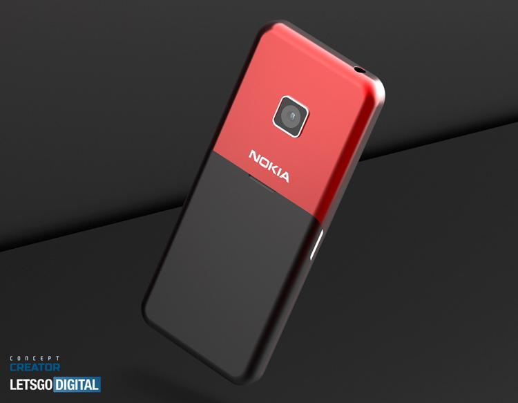 """Телефон Nokia 6300 4G в современном представлении красуется на рендерах"""""""