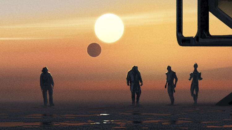 """Фанаты начали разгадывать недавний тизер новой Mass Effect — первые успехи уже есть"""""""