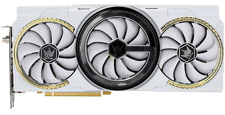 Galax GeForce RTX 2080 Super HOF 10th Anniversary OC Lab Edition