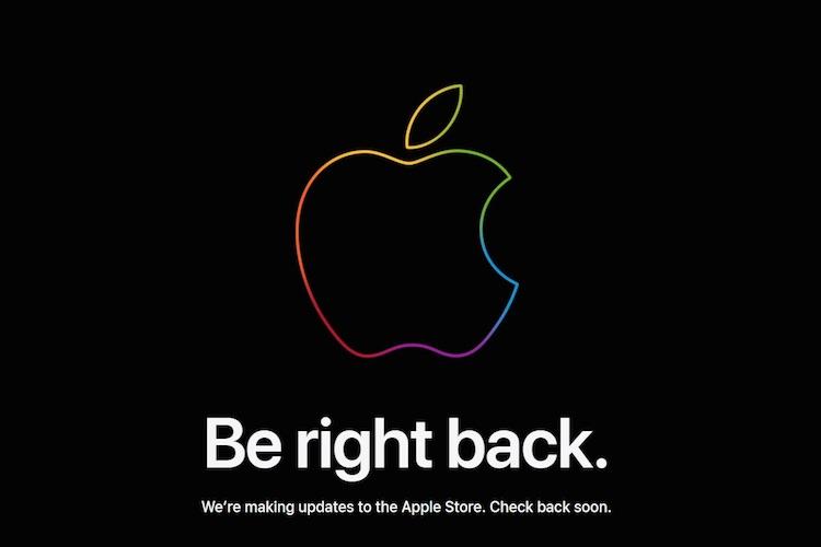 """Apple закрыла фирменный интернет-магазин в преддверии сегодняшнего мероприятия"""""""