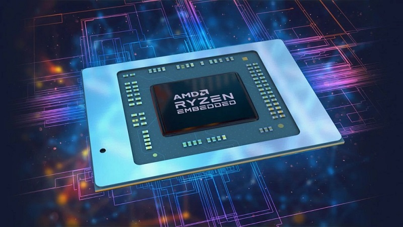 AMD introduced Ryzen Embedded V2000 processors with Zen 2 architecture