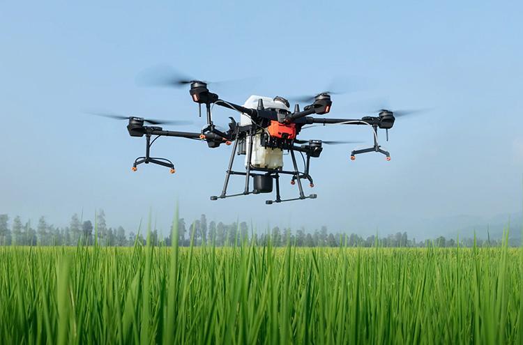 """DJI выпустила дрон Agras T20 с баком на 20 литров и круговым радаром"""""""