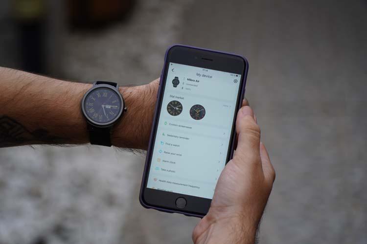 Смарт-часы Xiaomi Mibro Air для поклонников активного образа жизни — сейчас со скидкой 45 %3