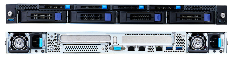 New 1U TYAN servers are designed for two AMD EPYC 7002 processors
