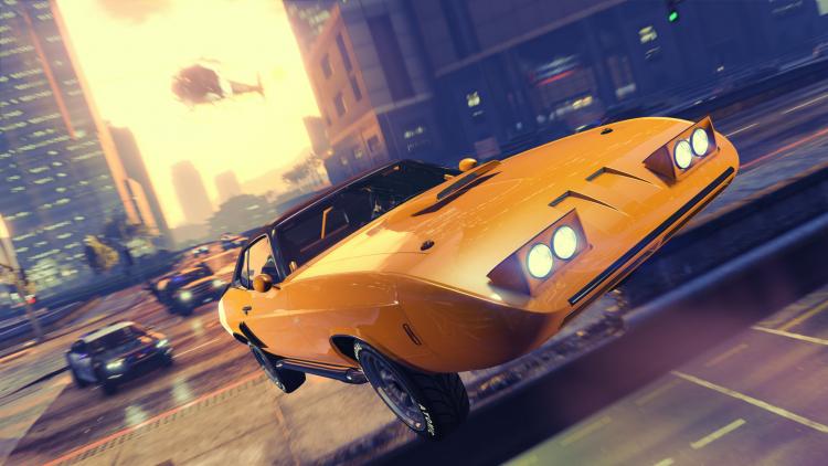 Подарки в GTA Online: $1 миллион, футболка, скидки на машины и возможность получить особое авто1