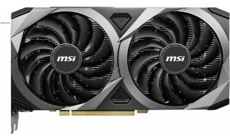 MSI GeForce RTX 3070 Ventus 2X