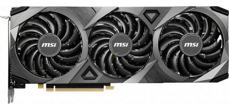 MSI GeForce RTX 3070 Ventus 3X