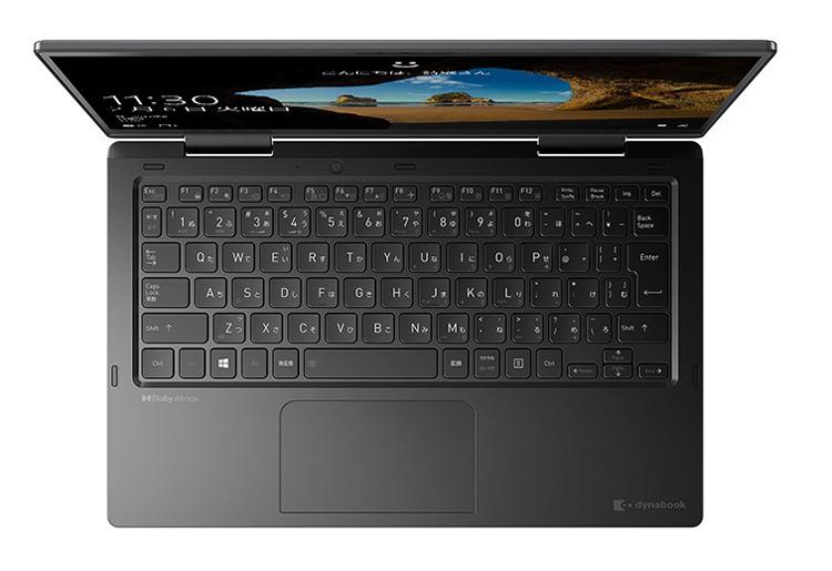 """Ноутбук-трансформер Dynabook V8 с IGZO-экраном и чипом Intel Tiger Lake весит менее килограмма"""""""