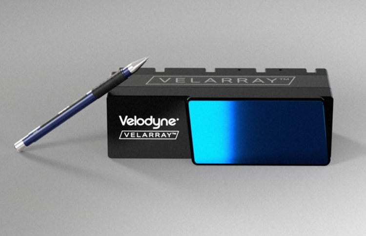 """Новый твердотельный лидар Velodyne обещает вывести автопилот на массовый рынок"""""""