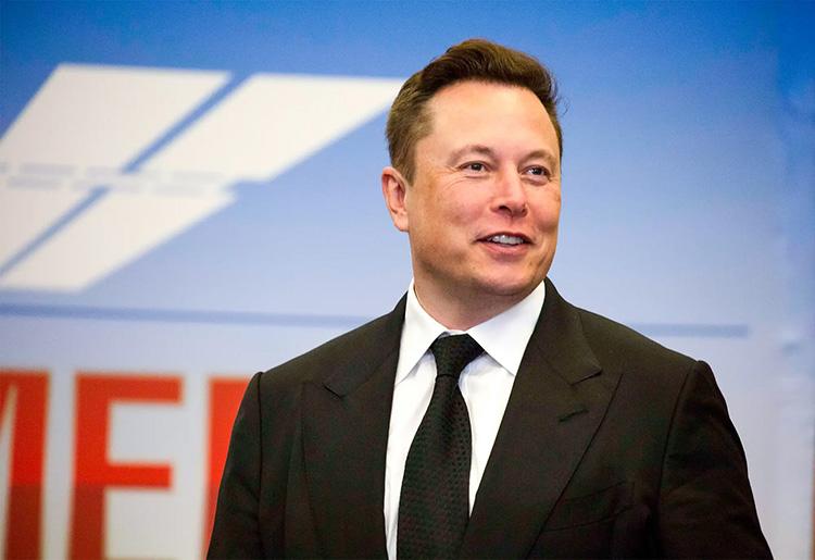 Глава SpaceX Илон Маск (Saul Martinez/Getty Images)
