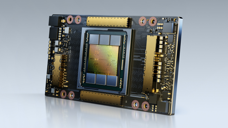 NVIDIA A100 80 Гбайт