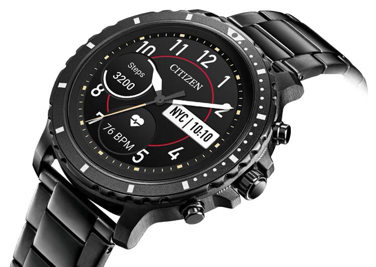 Citizen представила CZ Smart — свои первые полностью цифровые умные часы1