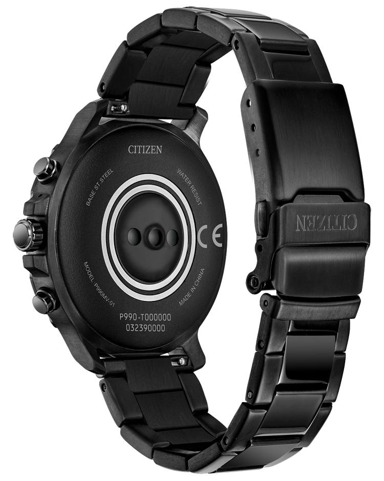 Citizen представила CZ Smart — свои первые полностью цифровые умные часы