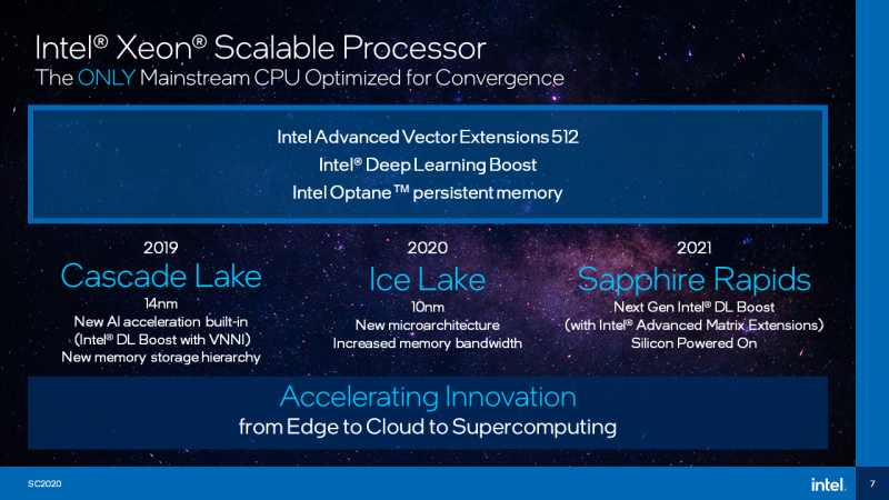 32-core Intel Xeon Ice Lake-SP faster than 64-core AMD EPYC in a number of HPC tasks