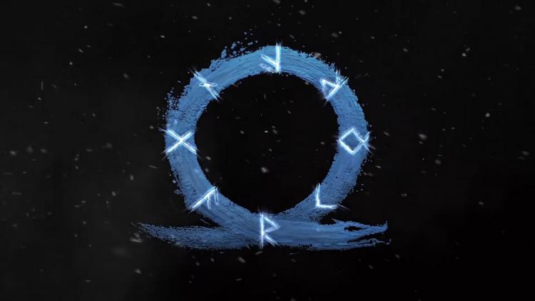 Кадр из тизера новой части God of War