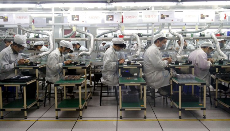 """Apple резко сократила финансирование производственных подрядчиков—  теперь они будут полагаться на себя"""""""