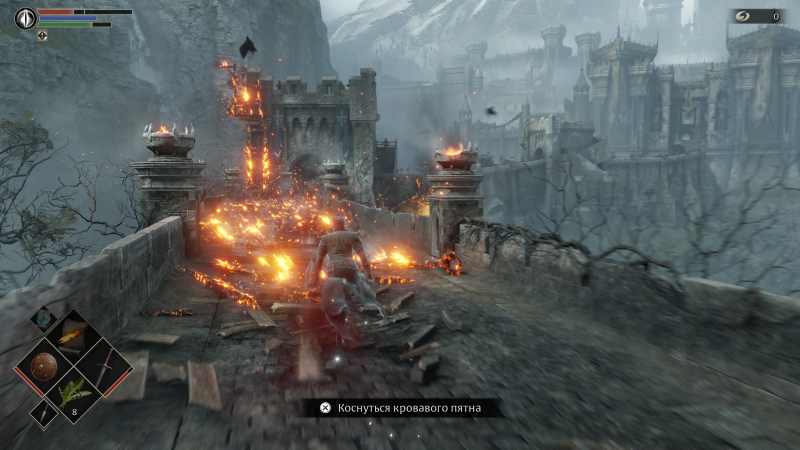 В опциях для игр можно поставить предустановки сложности, особенности инверсии, включения субтитров и другое