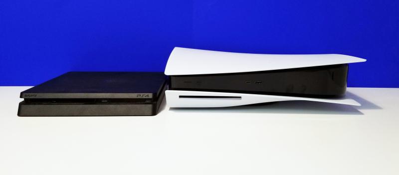 Мощь бы «пятерки» да в корпус PS4 Slim