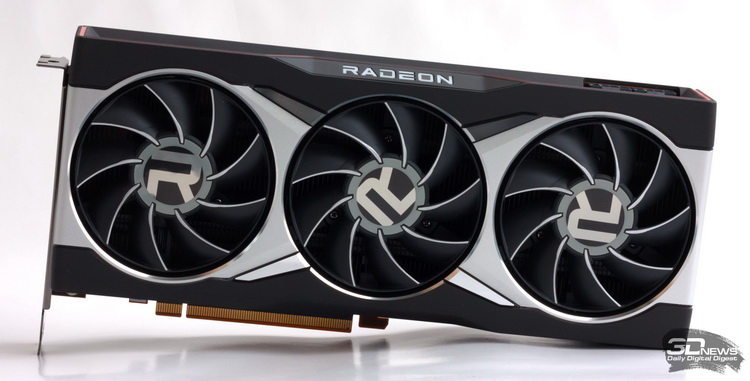 How was the start of sales of Radeon RX 6000: AMD sold cards to fans by invitation, and the rest were not enough.