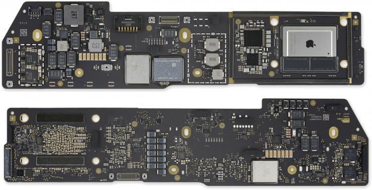 """Разборка новых MacBook на Apple M1 показала, что они не сильно отличаются от предшественников на Intel"""""""